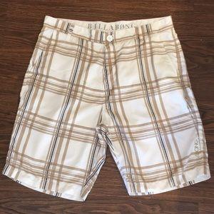 BILLABONG Board/Hybrid Shorts Plaid Men's 34